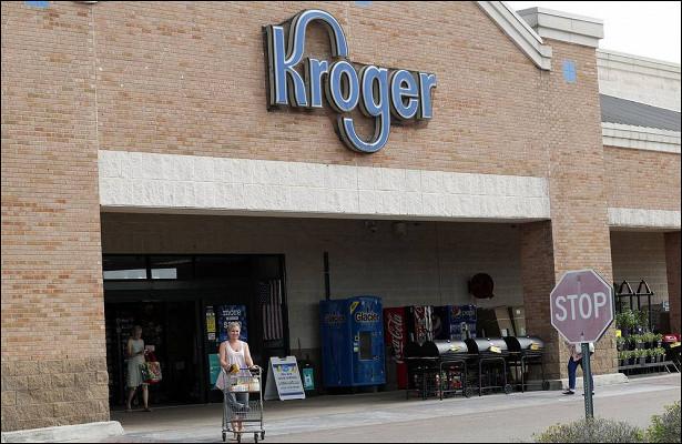 Компания Kroger решила платить сотрудникам завакцинацию