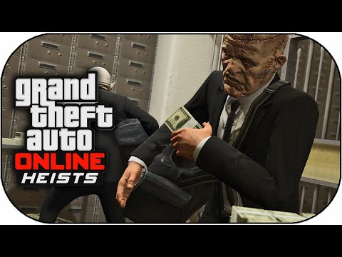 GTA Online Heists Trailer Song - YouTube