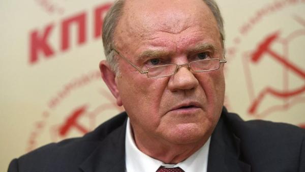 Зюганов прокомментировал слухи освоем преемнике напосту лидера КПРФ