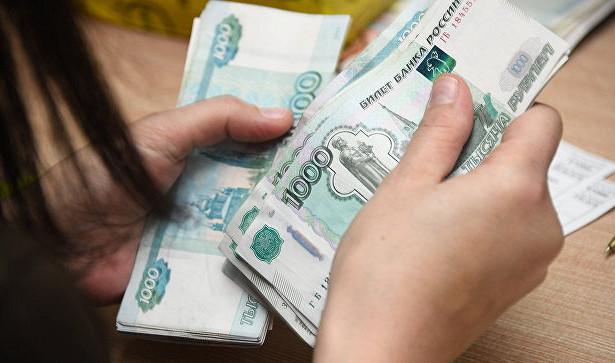 Россияне вынуждены брать займы