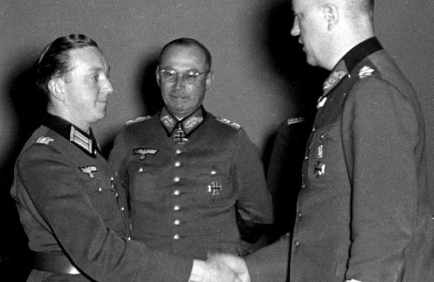Немцы хотели захватить Кавказ спомощью химоружия