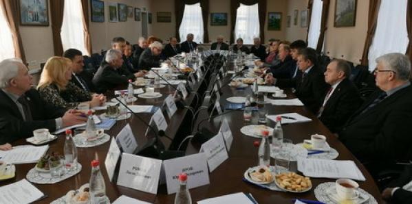ВЛенинградской области создан Совет почетных граждан