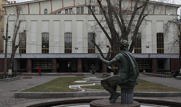 Театр Моссовета откроет сезон премьерой спектакля «Идиот» поДостоевскому