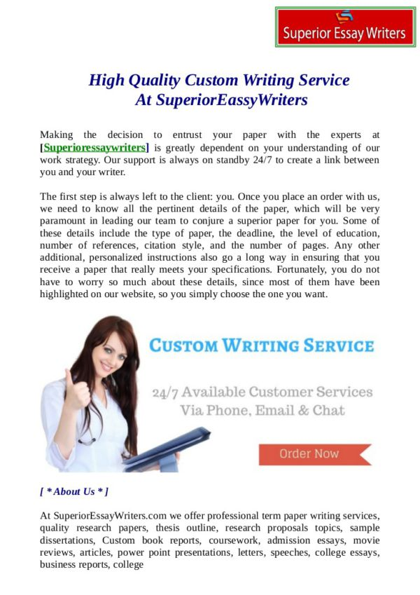 Write my pper writing service