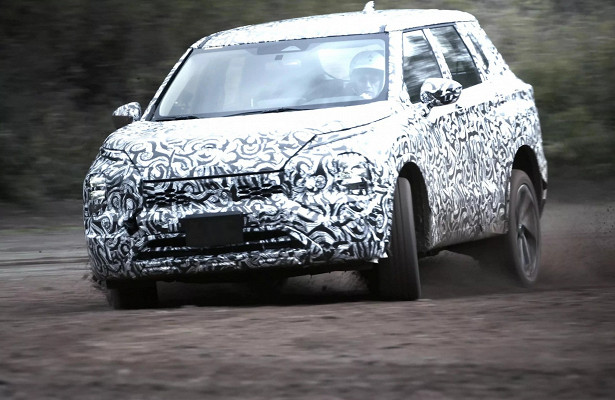 Стартовало производство Mitsubishi Outlander нового поколения
