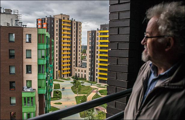 ВМоскве выросло число сделок сжильем бизнес-класса