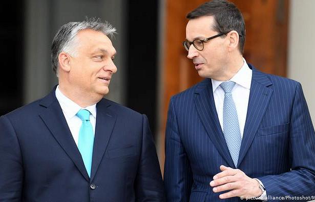 Польша иВенгрия выкручивают Евросоюзу руки
