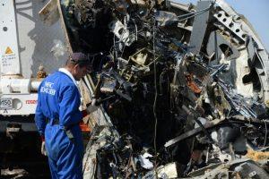 Второй самолет стелами погибших прикрушении А321 вылетел вПетербург