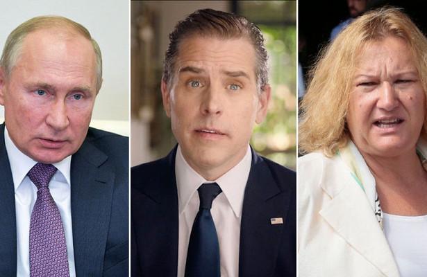 Ненаше дело: Путин высказался оскандале сБайденом