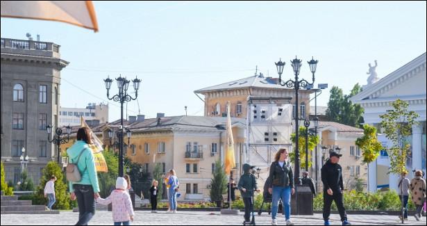 ВВолгоградской области ожидается солнечная погода вконце недели