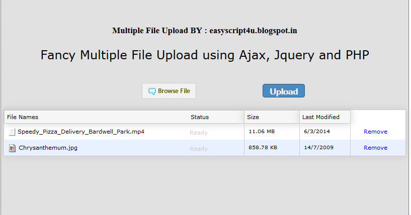 Query Plugin for Requesting Ajax-like File Downloads