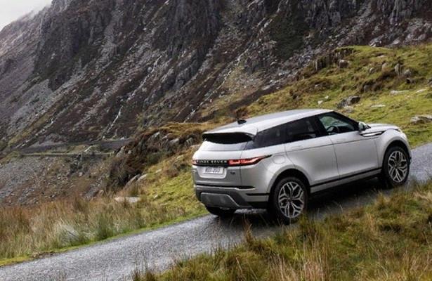 Интересные факты обобновлённом кроссовере Range Rover Evoque