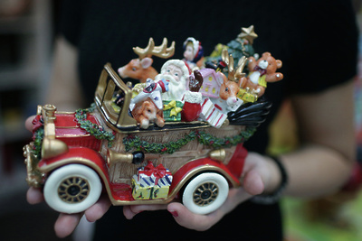 Более 6тыс. подарочных наборов получат юные жители Реутова впреддверии Нового года
