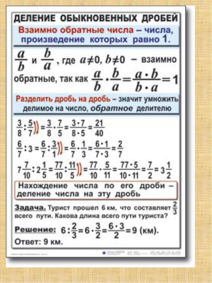 Подсказки и ответы по математике 6 класс