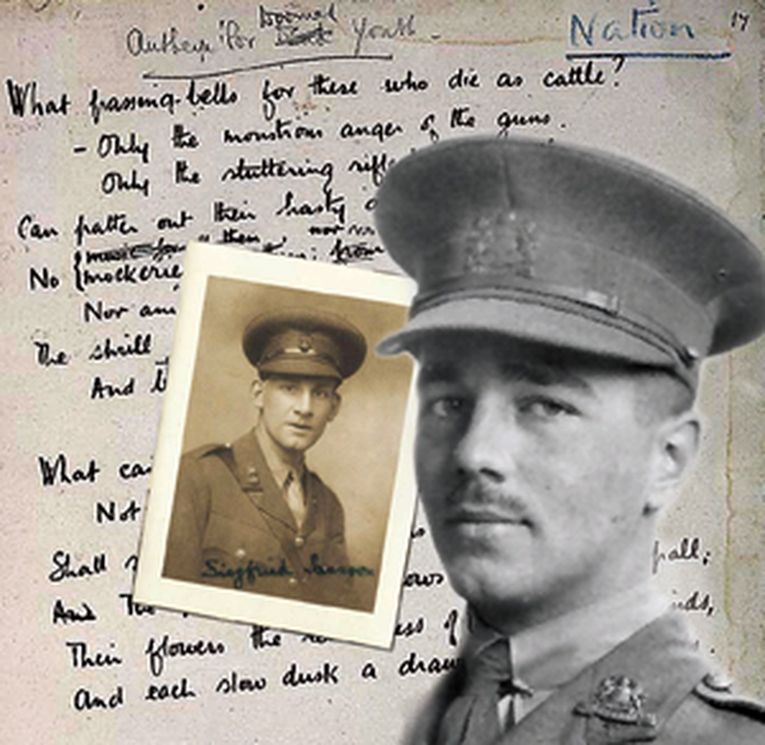 Essays on wilfred owen