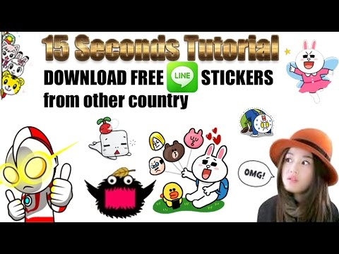 Best VPN To Get Free Line Stickers