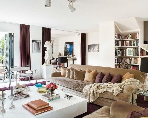 Квартиры испании дизайн интерьера