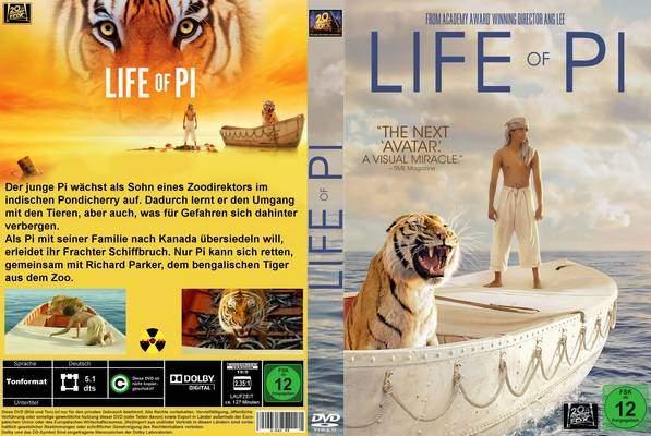 Life of Pi 2012 Movie Free Download 720p BluRay