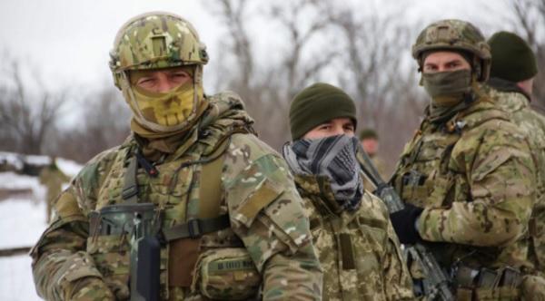 Военные Украины подорвались нанеизвестном устройстве вДонбассе