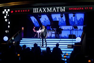 ВМДМсостоялась премьера первой российской постановки мюзикла «Шахматы»