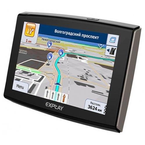 Автомобильный gps навигатор explay slk5