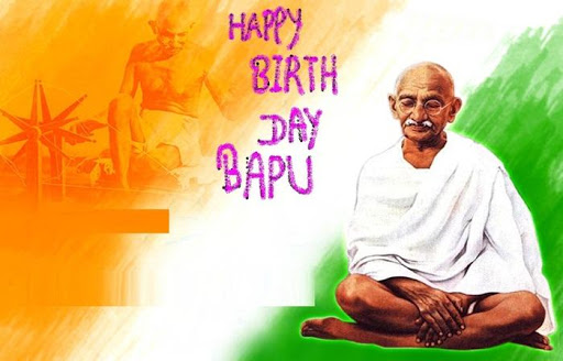 Gandhi Jayanti Celebration - Awesomeji