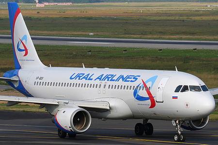 «Уральские авиалинии» летом будут летать изПерми вБолгарию