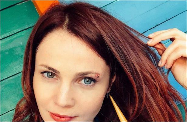 «Яжуткий трус!»: Екатерина Вуличенко нехочет сама исполнять трюки вкино