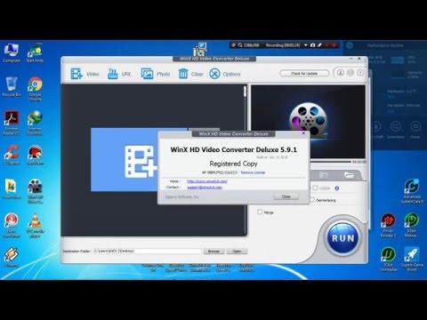 Win hd video converter deluxe