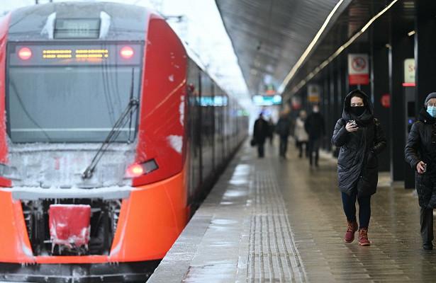 Открылась станция третьего маршрута МЦД«Ховрино»