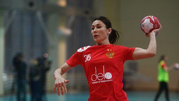 Стал известен состав женской сборной РФпогандболу начемпионат Европы