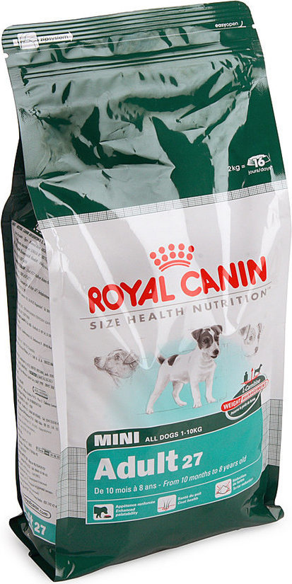 Корм royal canin mini adult 27
