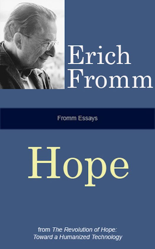 Essay about hope in life