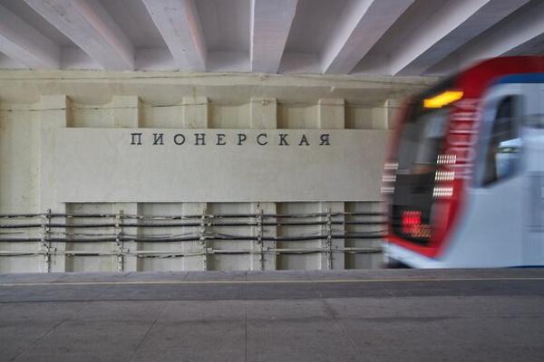 Участок Филевской линии метро закроют ввыходные