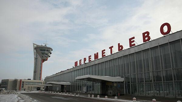 Ваэропорту Шереметьево произошел потоп