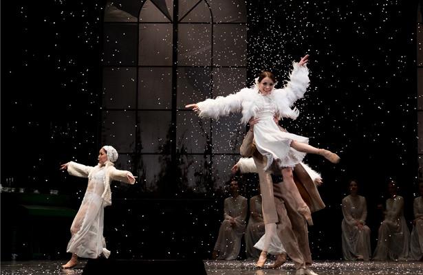 Призрачная красота балета: вСаратове показали балет «Вешние воды»