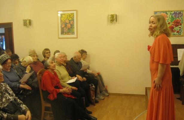 ВЮЗАО прошел вечер памяти композитора Олега Ронинсона