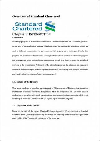 Standardchartered retirement solutions manuals example