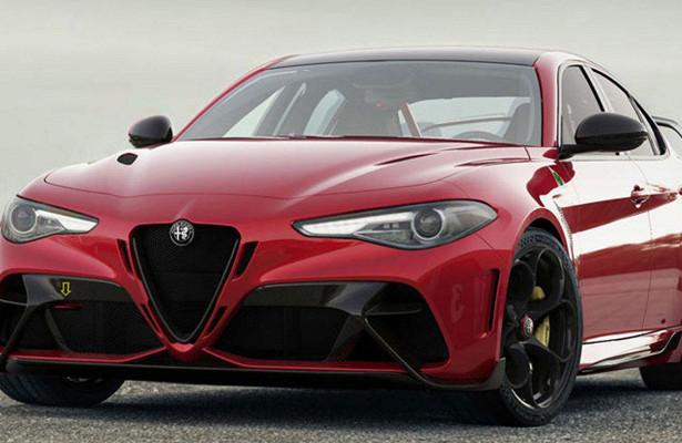 Гонщики «Формулы 1» тестируют Alfa Romeo Giulia GTA
