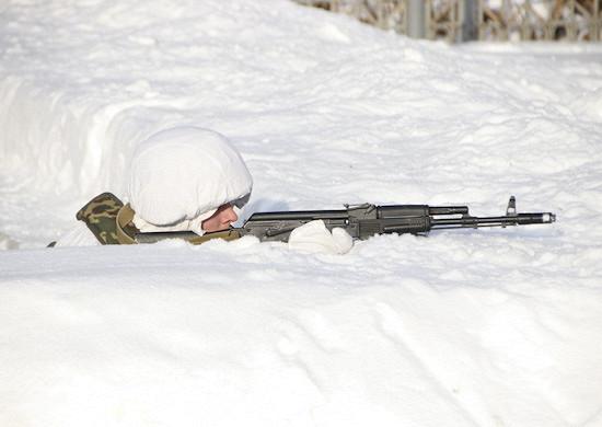 Пять тыс. военных подняты потревоге вСибири врамках внезапной проверки