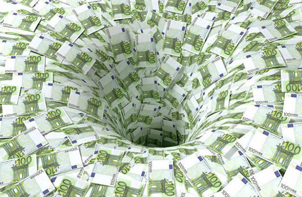 Иностранные деньги вновь потекли изРоссии в«черную дыру»