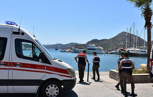 Семеро российских туристов пострадали ваварии вАнталье