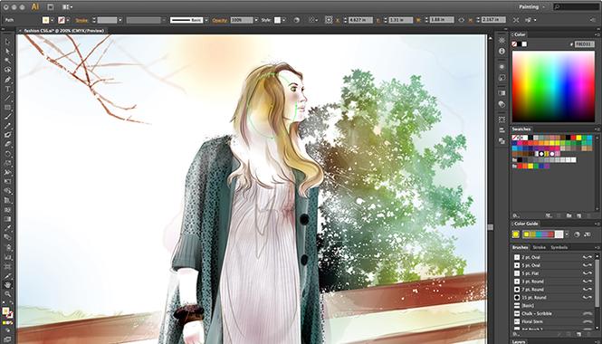 Adobe Illustrator CS6 Full (Crack) - HanhTrinhTuoiTreCom
