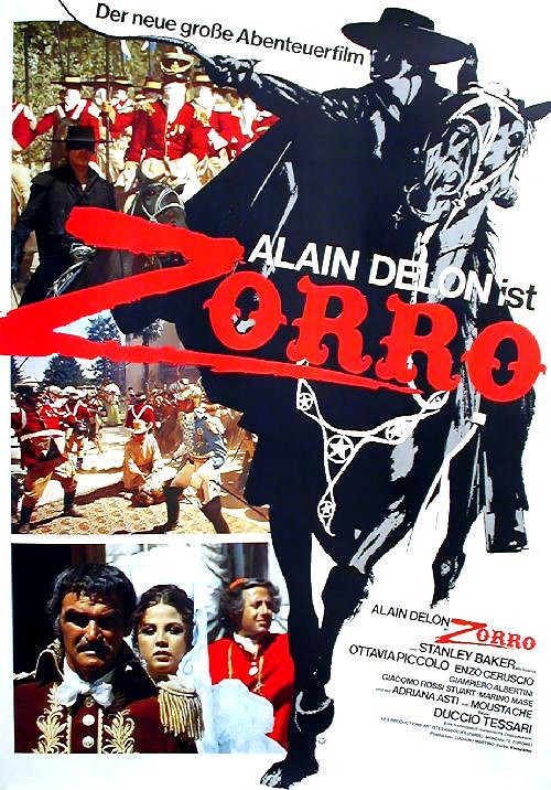 Zorro - Zorro (1975) - CinemaRx