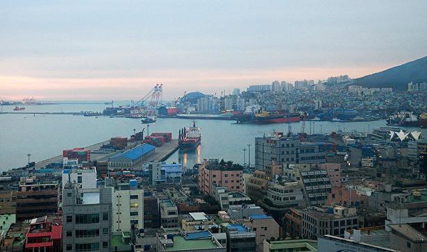 ВЮжной Корее задержали российское судно