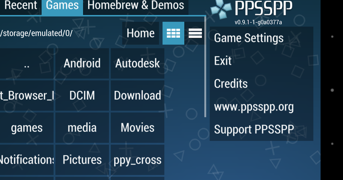 Download Kumpulan Game PPSSPP PSP ISO CSO 2017