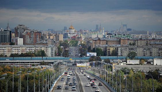 В Москве всю неделю будет сухо и прохладно