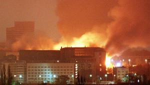 Граждане Сербии подали всуднаНАТО забомбардировки