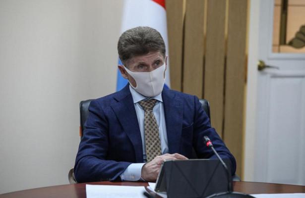 Всеначнется сКраскино: губернатор Приморья прошелся погранице