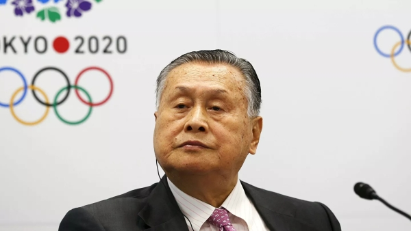 Глава оргкомитета ОИ-2021 Мори уйдет вотставку